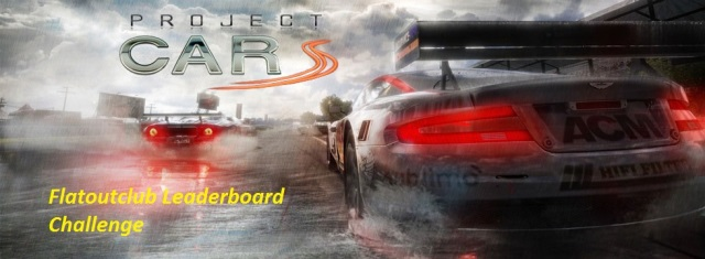Project cars Leaderboard